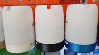 Altavoz bluetooth con colores