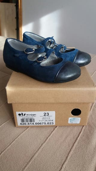 Zapatos niña talla 24