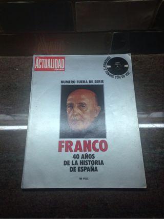Revista FRANCO, 40 años