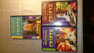 HISTORIAS DE LA CRIPTA DVD