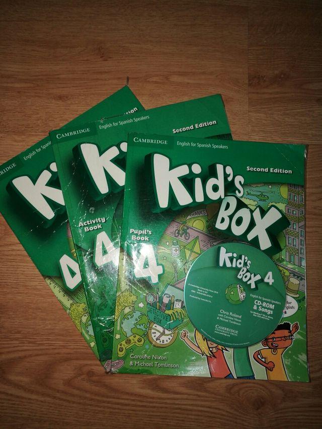 Kid's box 4