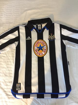 Camiseta Newcastle 1998-1999