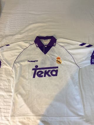 Camiseta Real Madrid 1993-1994