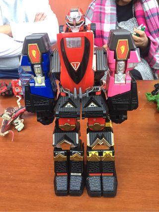 Power ranger shogun