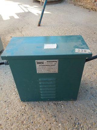 Vendo Transformador eléctrico trifasico 220 380v