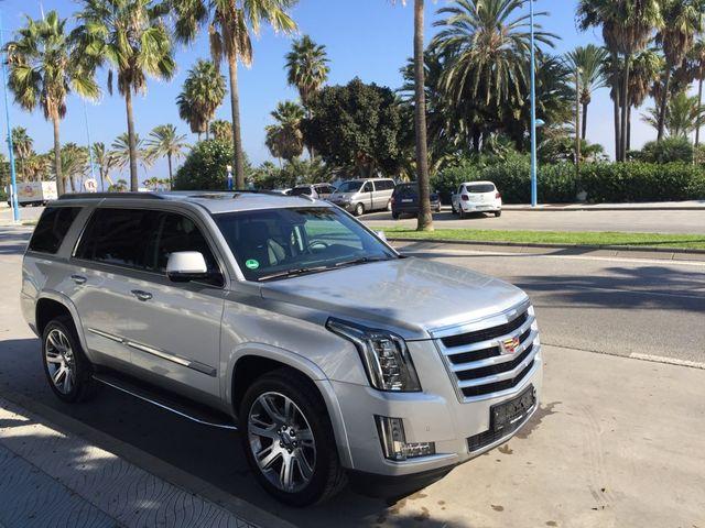 Cadillac Escalade 2016 K2XX GARANTIA OFICIA