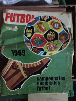 Album futbol