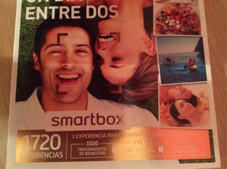 Smartbox 1 dia entre 2