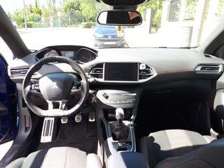 Vendo Peugeot 308sw gtline 2016 150cv diesel.