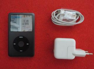 Apple Ipod CLASSIC 120GB Modelo A1238 (7th Gen)
