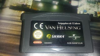 Juego Van Helsing para GBA
