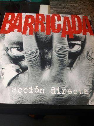 Vinilo de Barricada