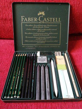 Faber-Castell Art&Graphic. Pitt Monochrome Graphit