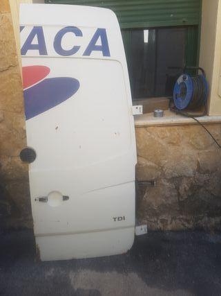 puertas furgoneta