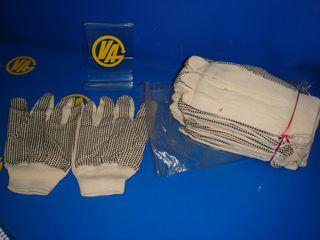 lote de guantes jardineria 12 pares nuevos