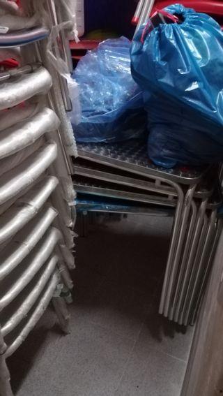 Terraza aluminio