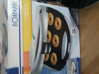 maquina de hacer donuts