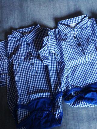 camisa body