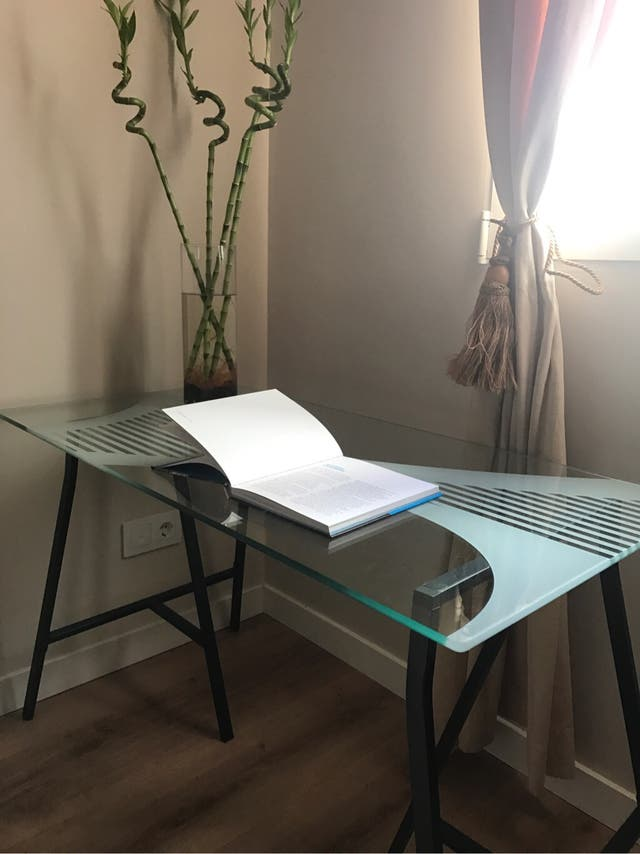 Mesa ikea despacho o estudio