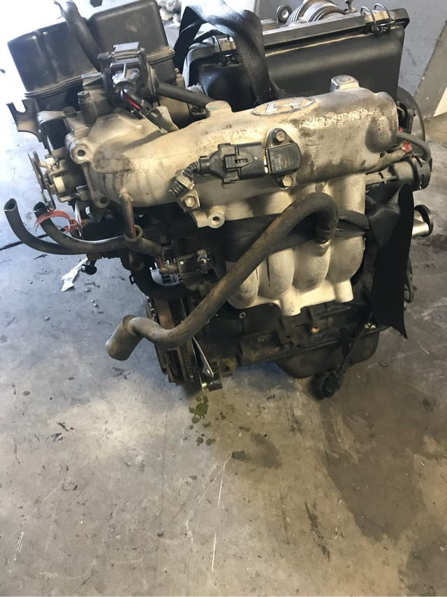 Motor de hiundai 1.1 gasolina