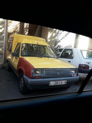 Renault Express 1987