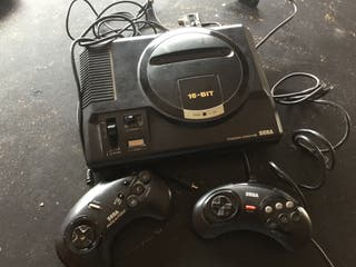 Sega megadrive consola