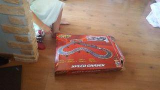 pista de carreras de coches