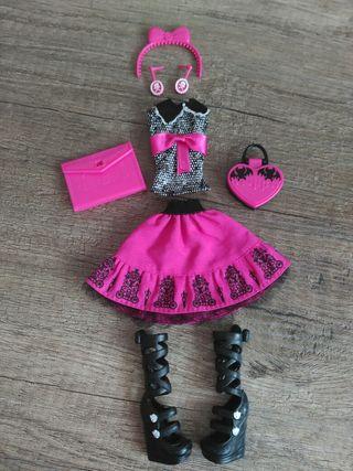 Vestido Monster High