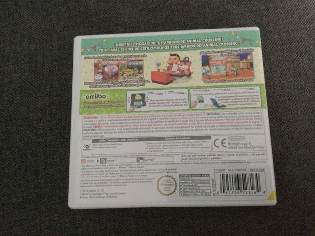 Animal Crossing Nintendo 3Ds