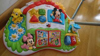 mesa de actividades Mickey mouse