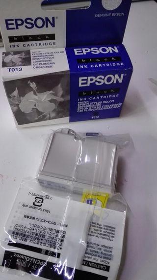 EPSON T013 Cartucho tinta negro