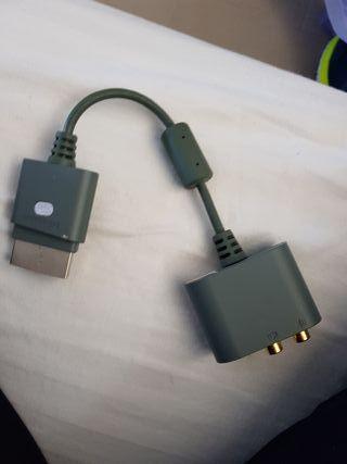 cable av xbox 360