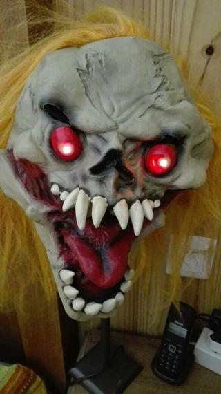 Halloween. Careta