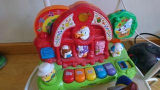 granja musical para niños