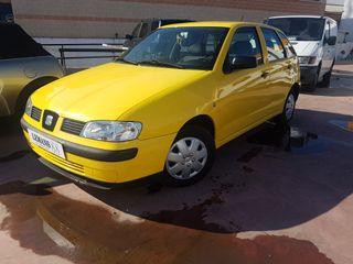 SEAT Ibiza 2002 gasolina 1.4 mpi