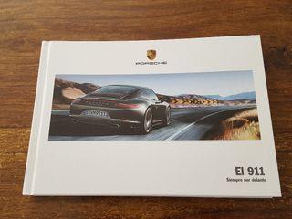 catálogo Porsche modelo 911