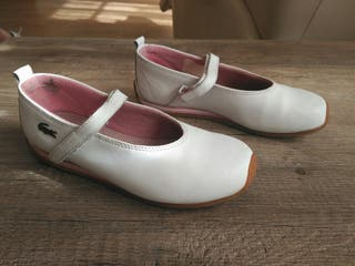 Zapatos niña Lacoste