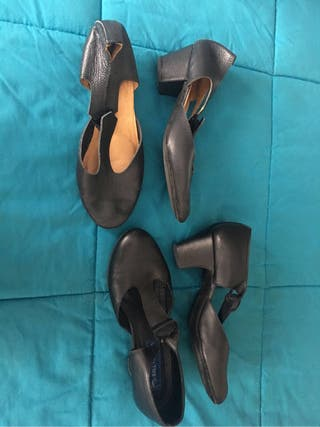 2 Zapato bailes de salon