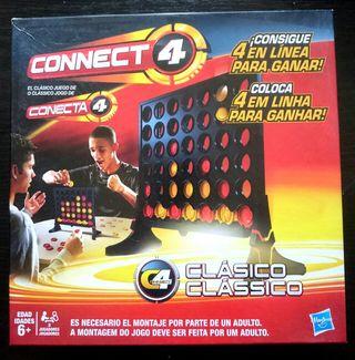 """Juego """"Conecta 4"""""""