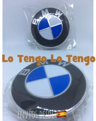 Set 4 Tapabujes BMW 68mm
