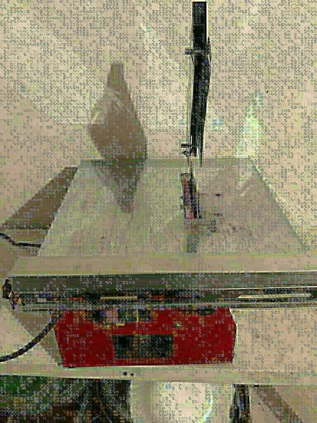 maquina eléctrica para cortar baldosa
