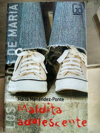 Maldita adolescente de Maria Menéndez
