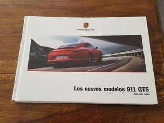 catálogo Porsche 911 GTS