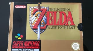 Zelda snes a link to the past