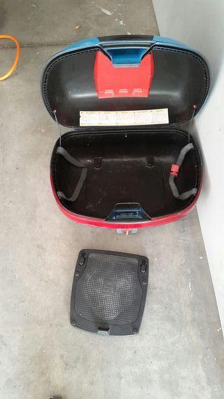 Baúl/maleta de moto grande