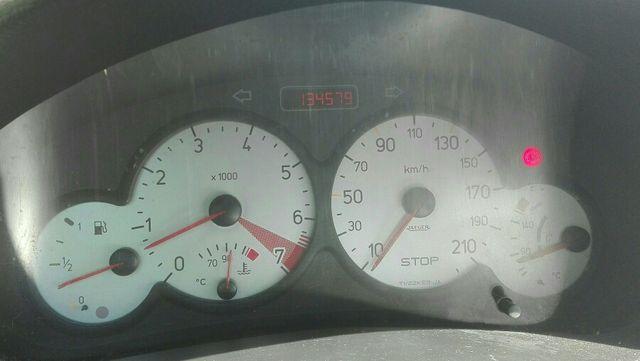 Peugeot 206 CC Cabrio