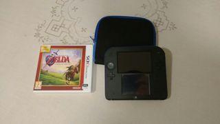 Nintendo 2ds + Zelda