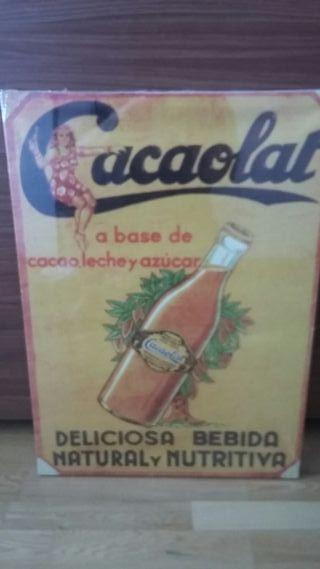 Cuadro Cacaolat