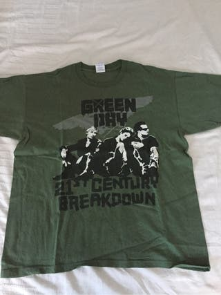 Camiseta Green Day 21 Century