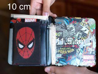 Cartera Billetera Marvel Spider Man